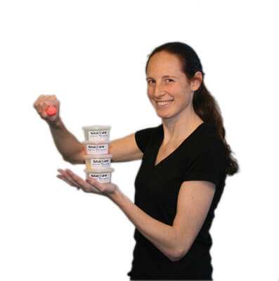 CANDO Theraputty® Scented Exercise Putty