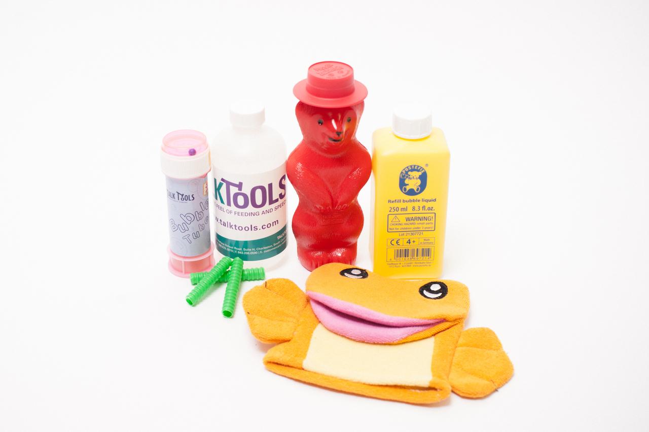 Talk Tools Bubble Kit
