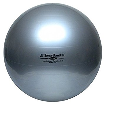Thera-Band Standard Exercise Ball 85 cm Silver