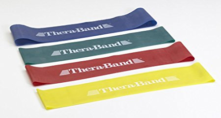 Thera-Band Resistance Loop - Red