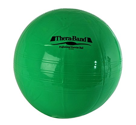 Thera-Band 65Cm Green Exercise Ball Each