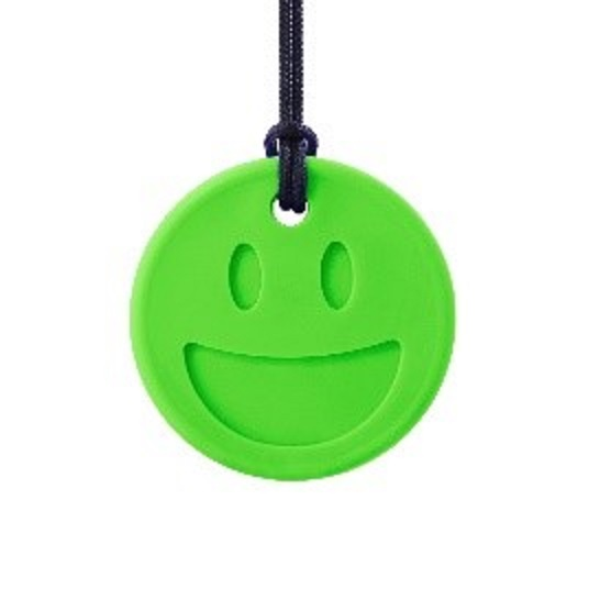 ARK's Smiley Face Chew Necklace