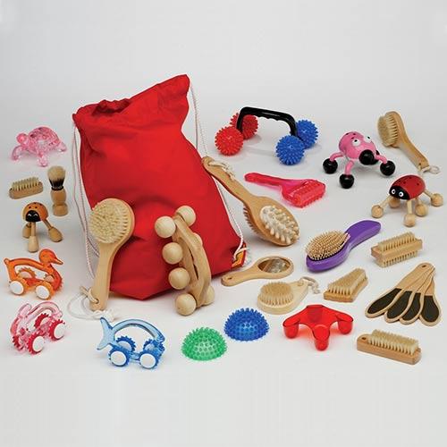 Sensory Massage Bags: All Around Sensory Development