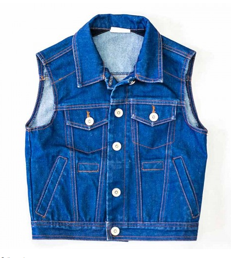 Denim Weighted Vest by Fun n Function, USA