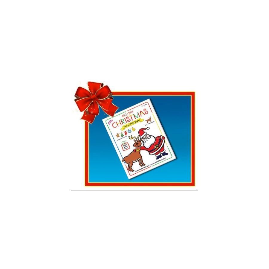 Christmas Fun Activity Book!