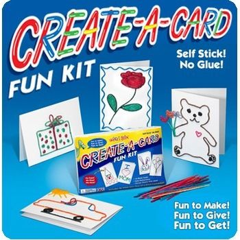 Create -A -Card Fun Kit
