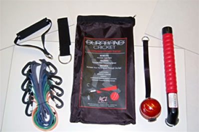 The Duraband® Complete Cricket Trainer