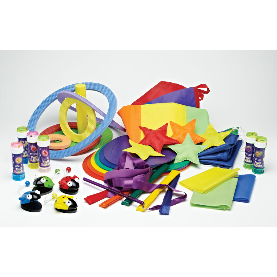 Fun & Games Sensory Bag