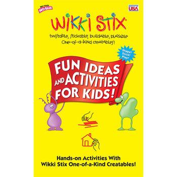 Fun Ideas and Activities Book