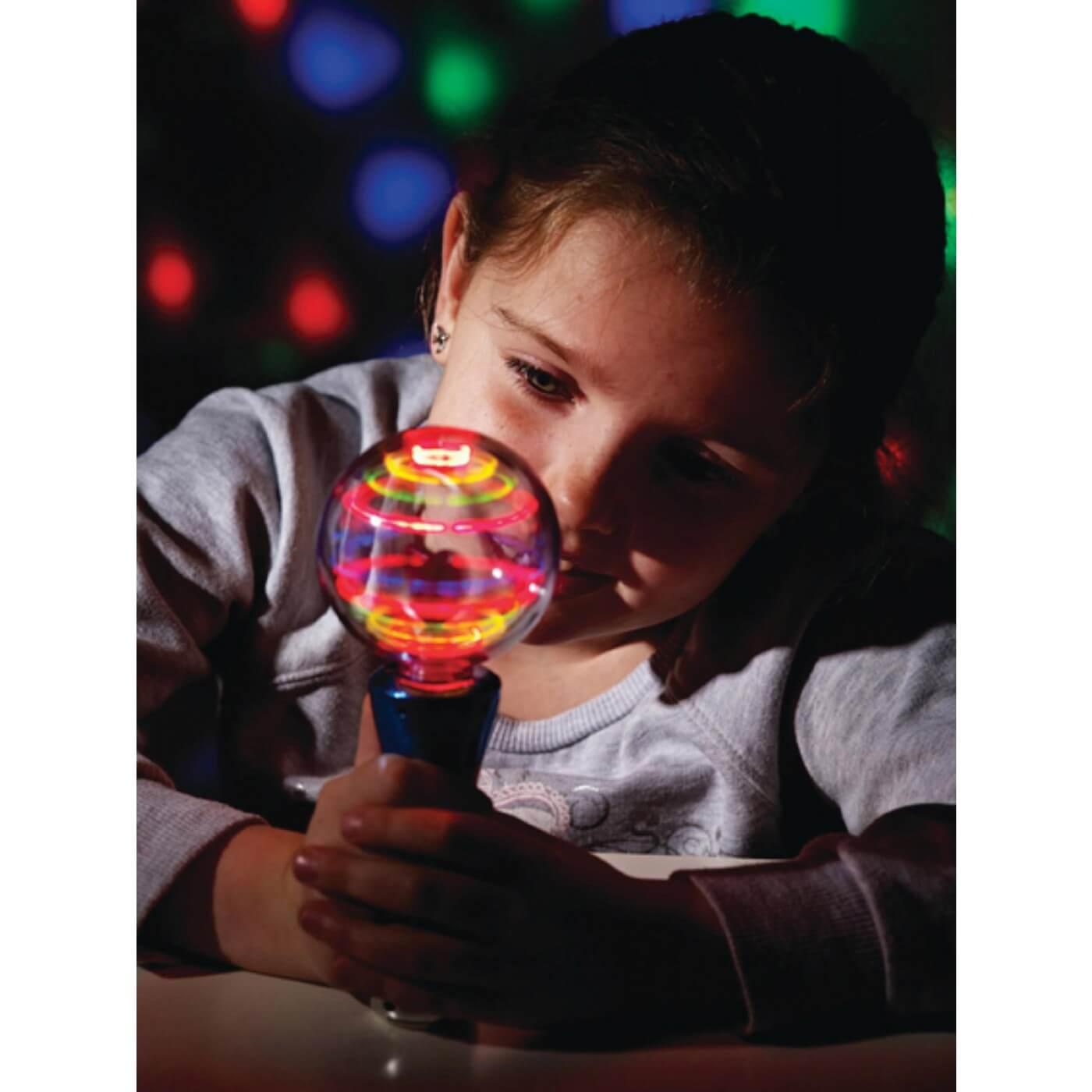 LED Multi- Spinner