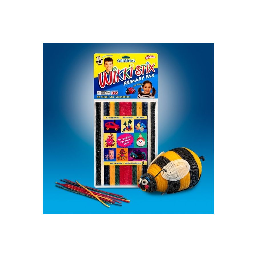 Original Packages - Primary Colors