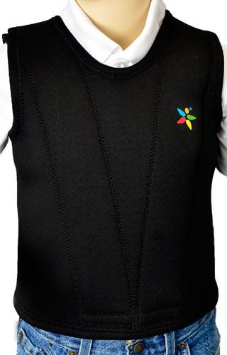 "Sensory Hugs Weighted ""V"" Deep Pressure Sensory Vests from ESpecialneeds, USA"