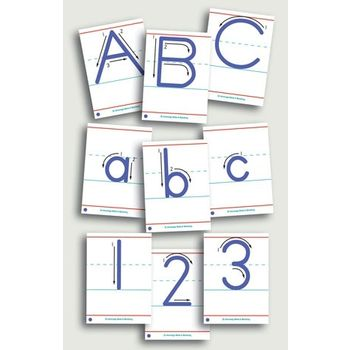 Tactile Alphabets & Numbers