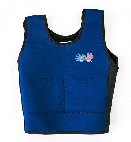 Weighted Compression Vest by Fun n Function