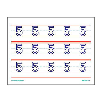 Raised Line Numbers