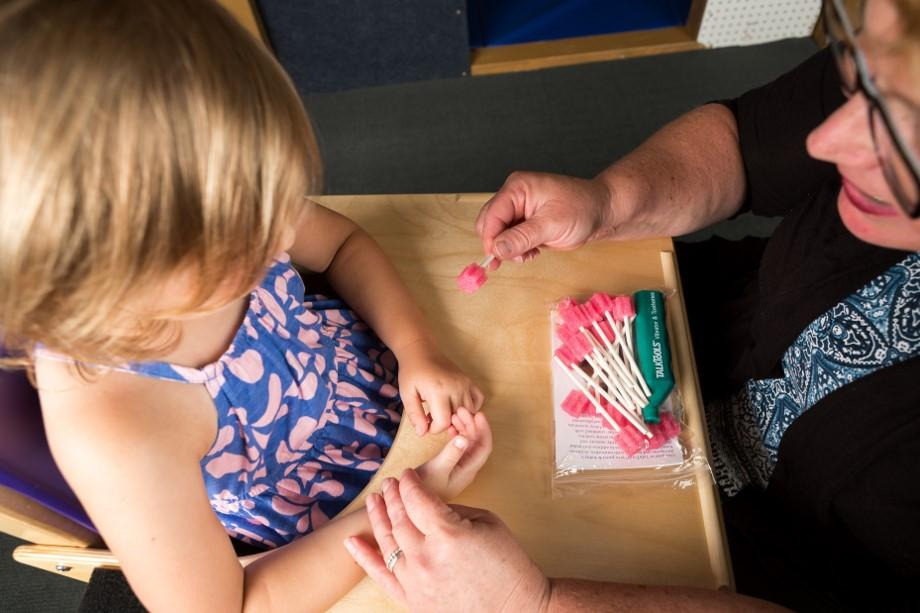 Solving the Puzzle of Autism Using Tactile Therapy Techniques