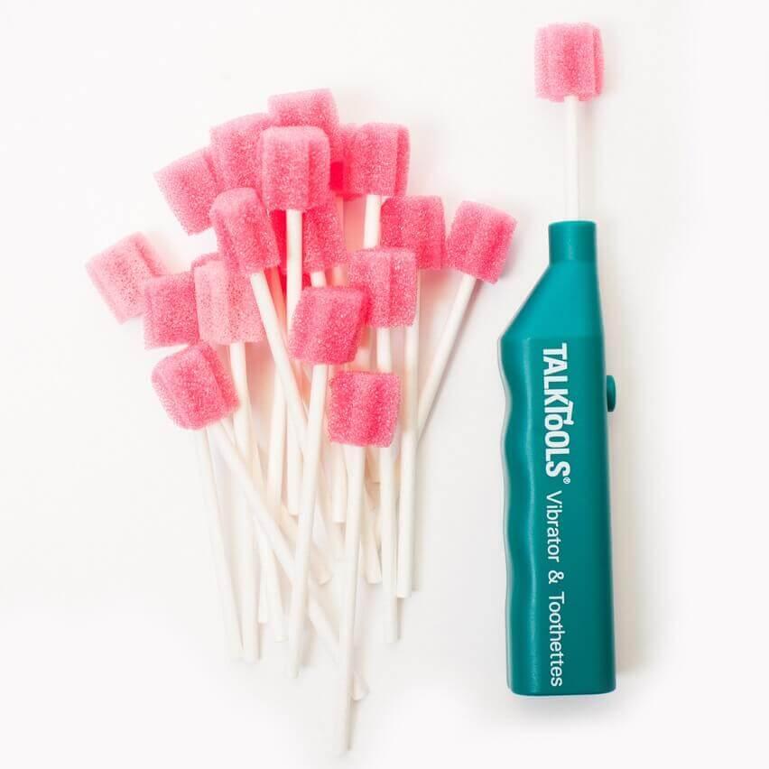 Vibrator & Toothettes ( 20 Toothettes)